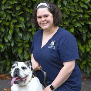 Jamie, Veterinary Technician